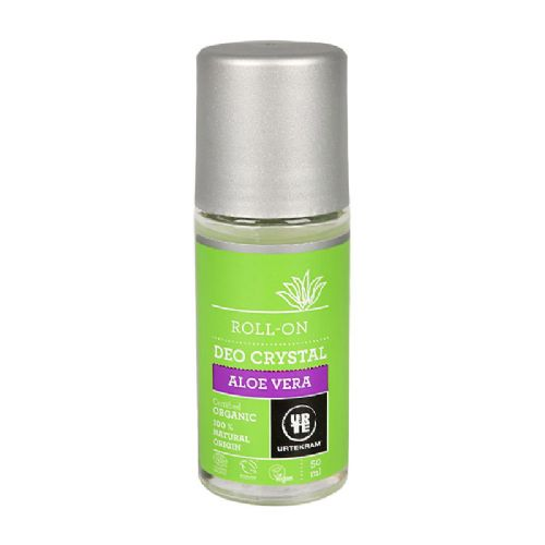 Urtekram Aloe Vera Organik Roll on Deodorant - 50ml