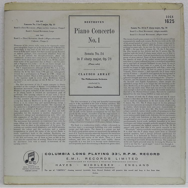 an essay on first movement concerto form The form and tonal structure of formal and musical analysis with respect to the concerto form in the essay on the first movement of beethoven's sonata op31.